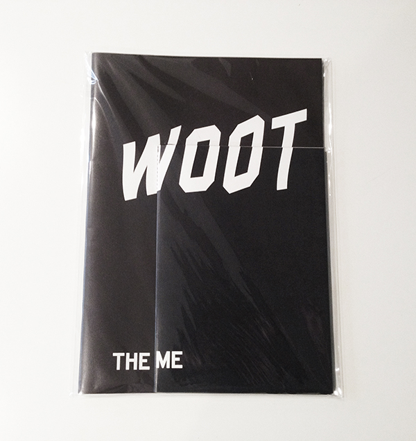 WOOT-book